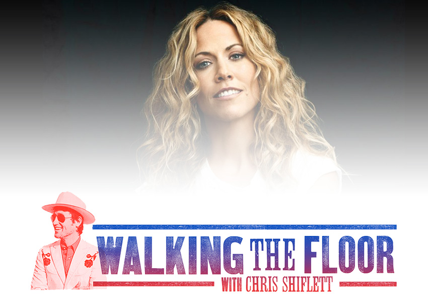Walking the Floor Episode 92 Sheryl Crow