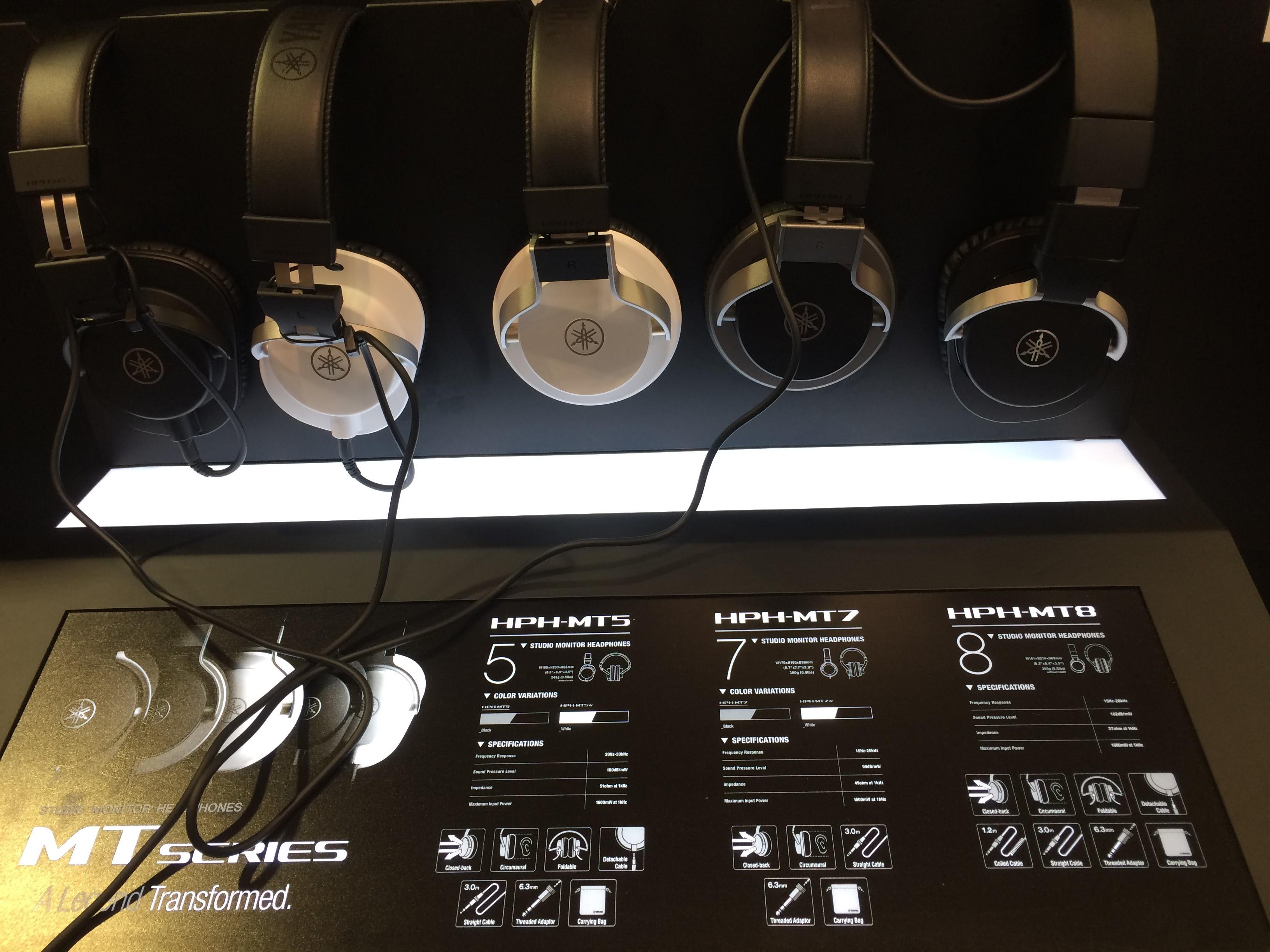 Yamaha HPH Headphones