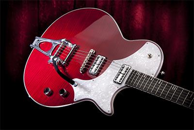 TV Jones Spectra Sonic guitar