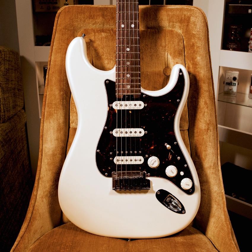 Fender HSS Shawbucker Strat
