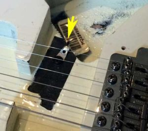 How to Install a Pre-Wired Pickguard | zZounds Music Blog Dean Razorback Volume Pot Wiring Diagram on