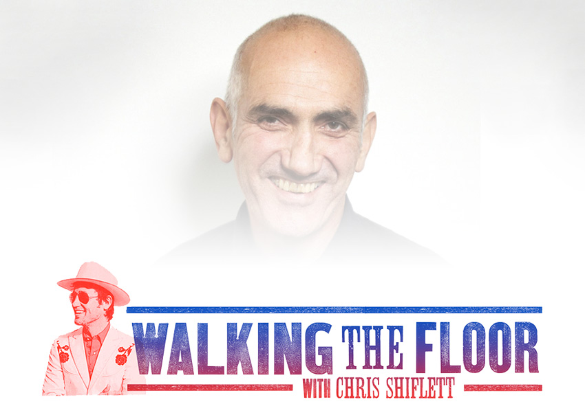 Walking The Floor Episode 94 - Paul Kelly
