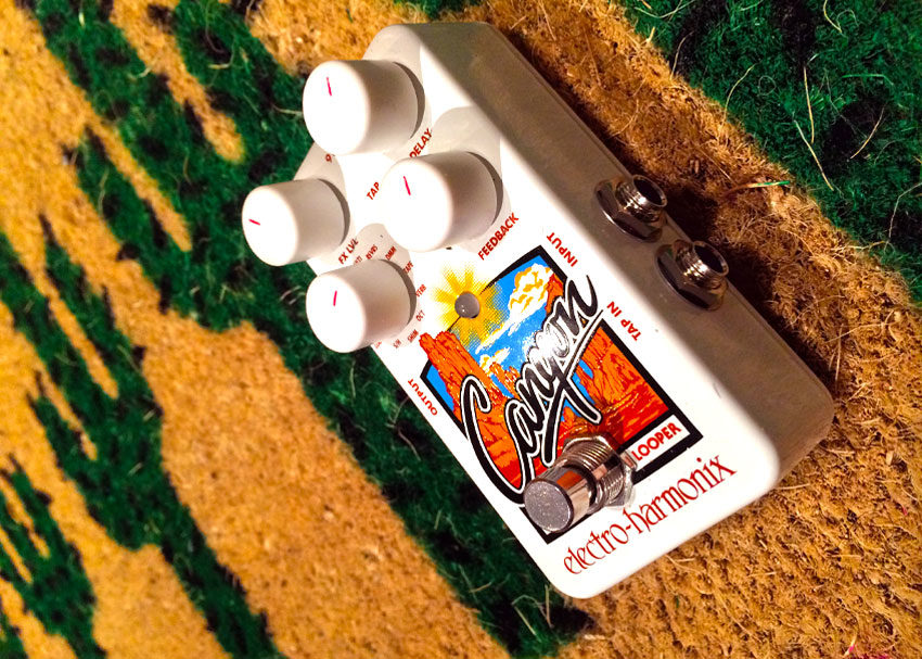 Electro-Harmonix Canyon Deep Dive