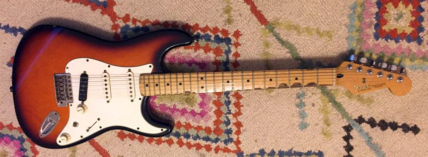 D'Angelico Electrozinc Strings - Fender Stratocaster