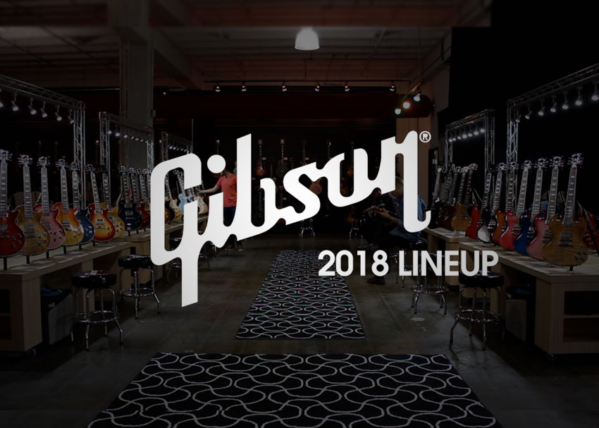 Gibson 2018 Models