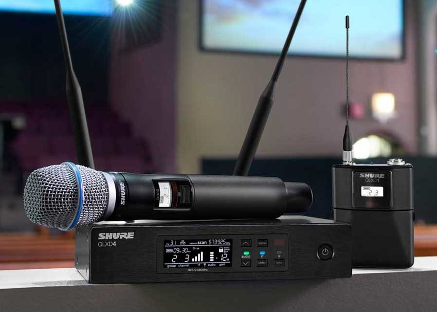 How to Trade In Your Old 600 MHz Wireless Microphone Systems