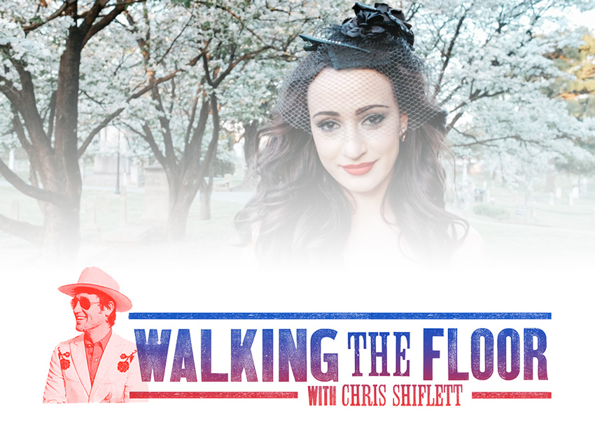 Walking the Floor Episode 98 - Lindi Ortega