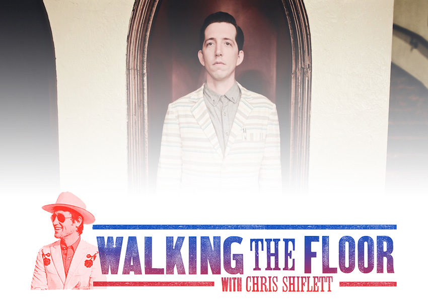 Pokey LaFarge Walking the Floor