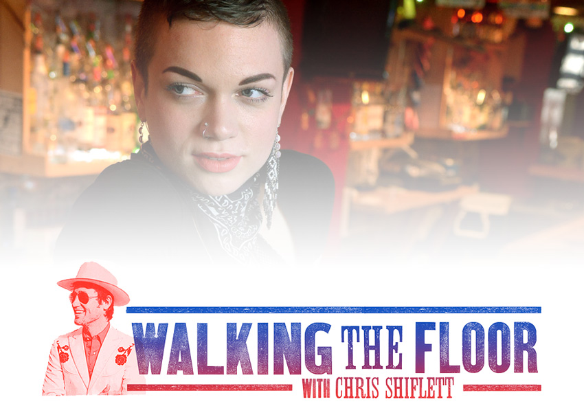 Lillie Mae Walking the Floor