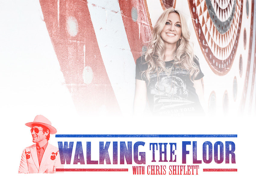 Walking the Floor Lee Ann Womack