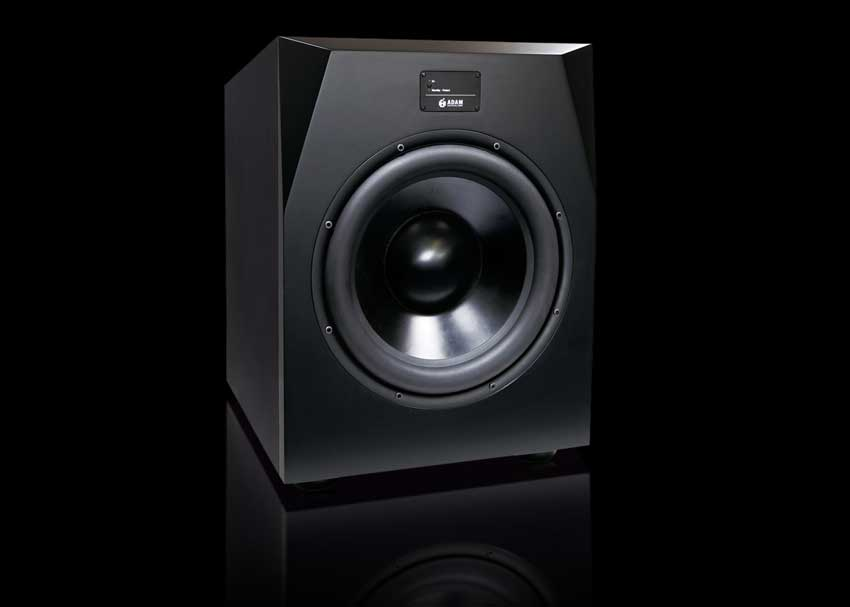 Adam Audio studio subwoofer