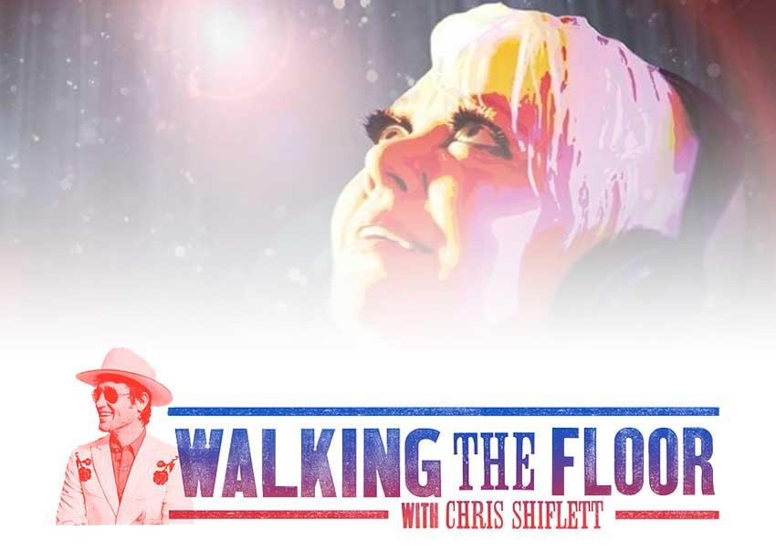 Walking the Floor - Cindy Wilson