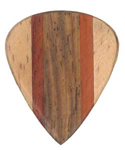 A wooden pick by Clayton