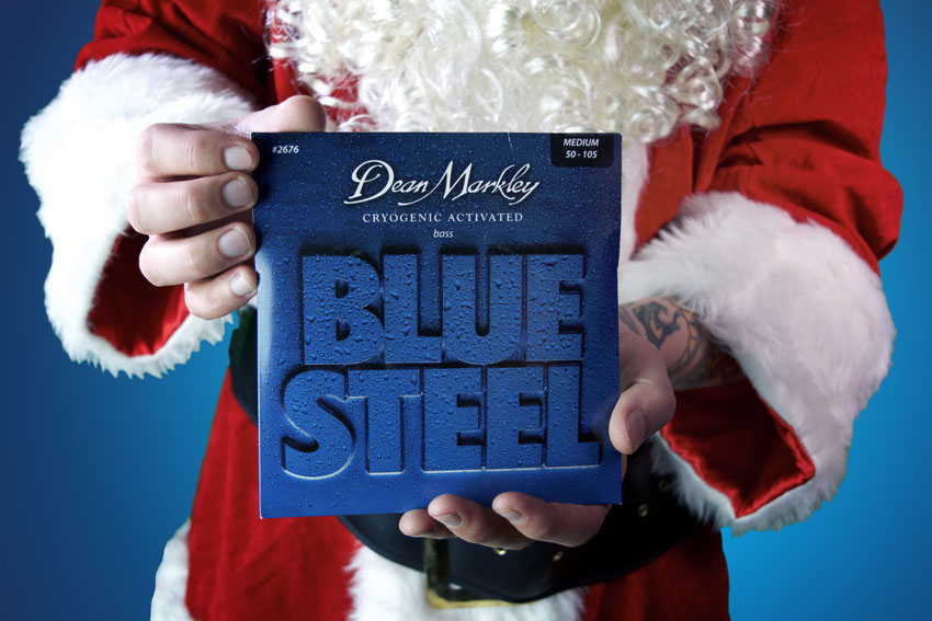 Dean Markley Blue Steel Bass Strings