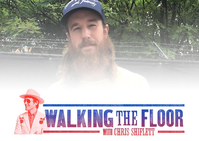 Alex Williams Walking the Floor