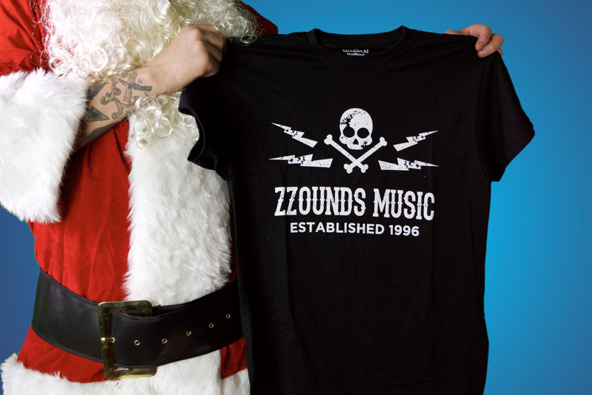 zZounds 20th Anniversary T-Shirt
