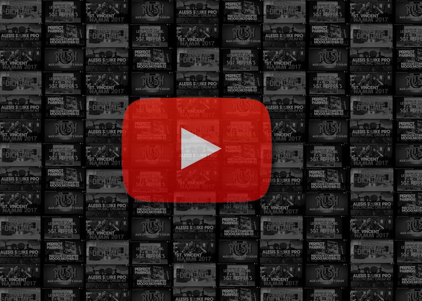zZounds Top Videos 2017