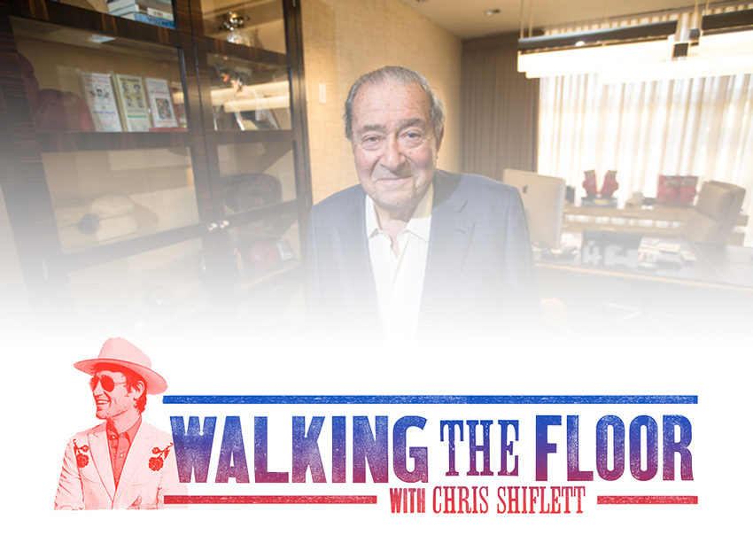 Walking the Floor Episode 109 - Bob Arum