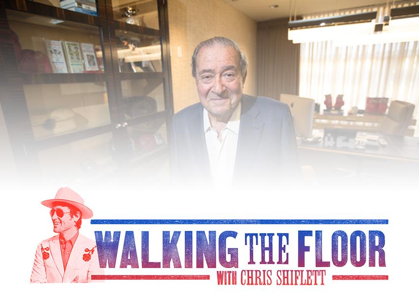 Walking the Floor Episode 109 - Bob Arum