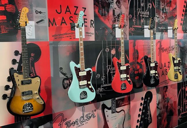 Fender 60th Anniversary Jazzmasters