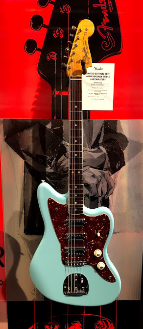 Fender Triple Jazzmaster