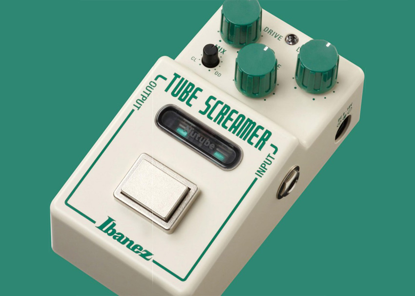 Ibanez Nu Tube Screamer