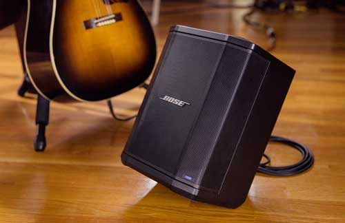 Bose S1 Pro multi-position portable PA system