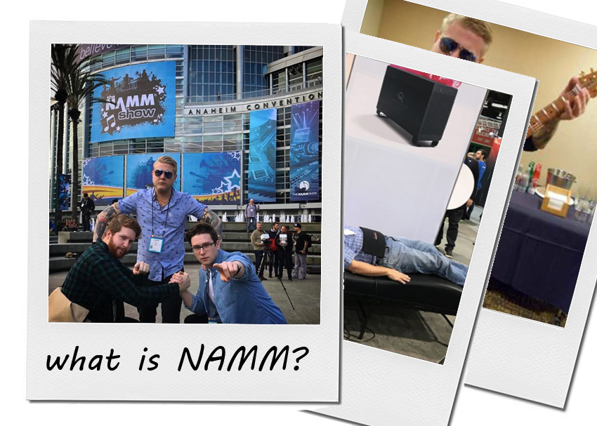 What is NAMM