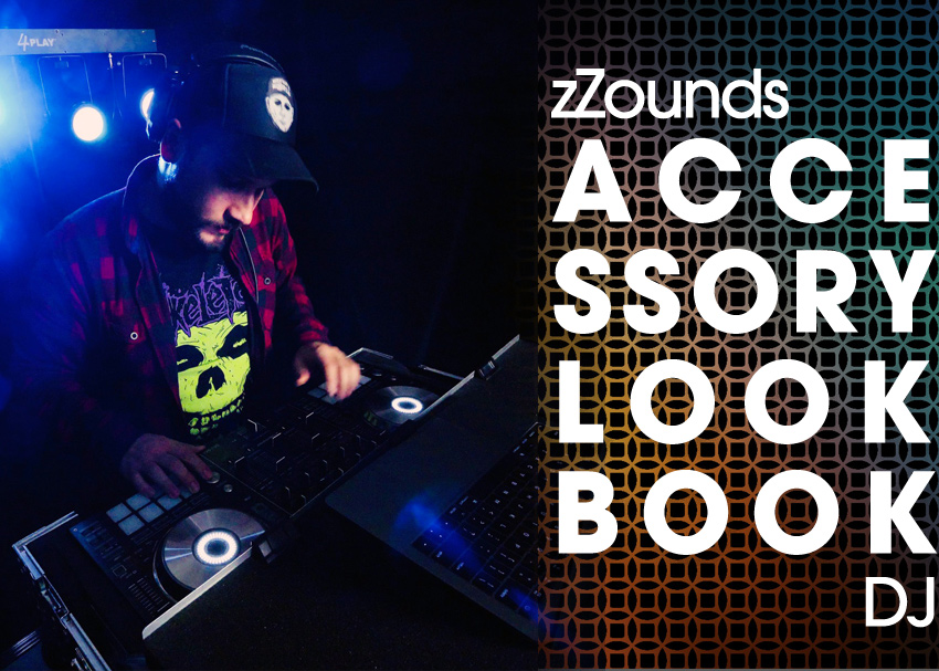 zZounds DJ Accessory Look Book