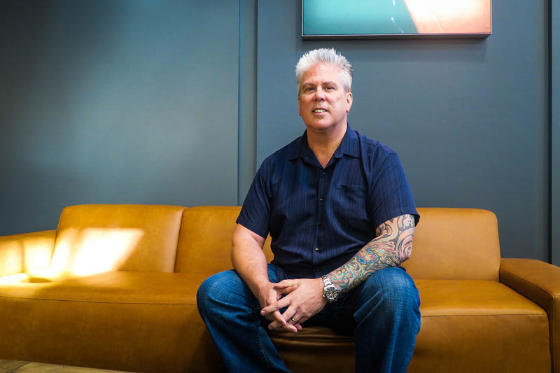 Richard McDonald, Chief Product Strategist