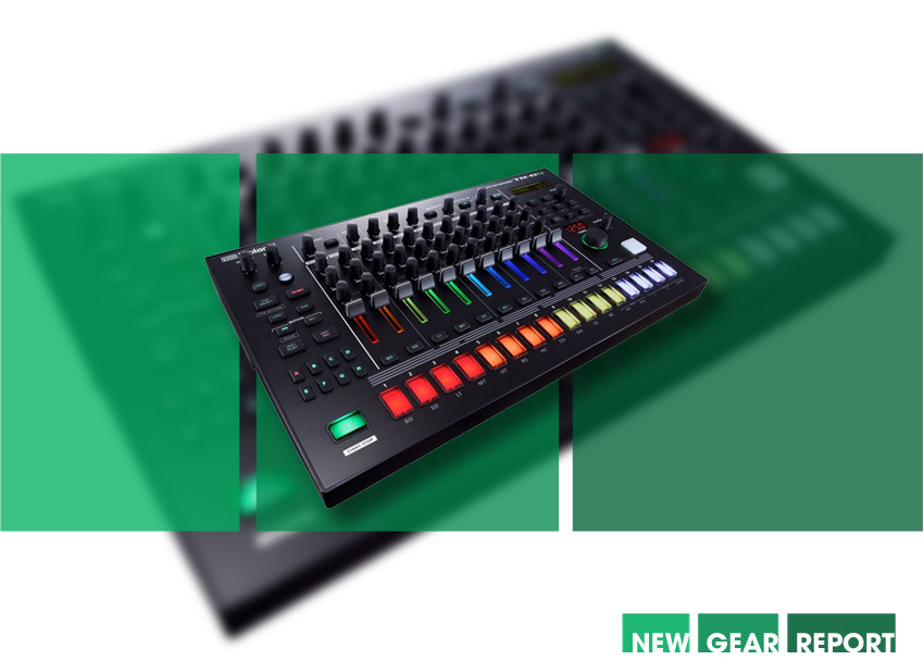 New Gear Report: Roland TR-8S