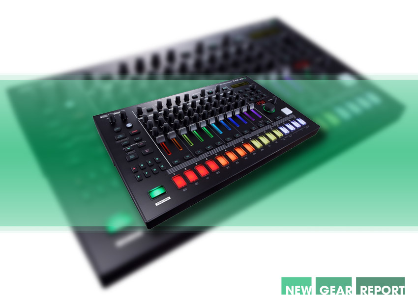 Roland TR-8S New Gear Report