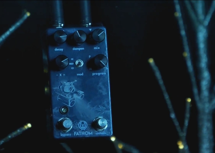 Walrus Audio Fathom Demo