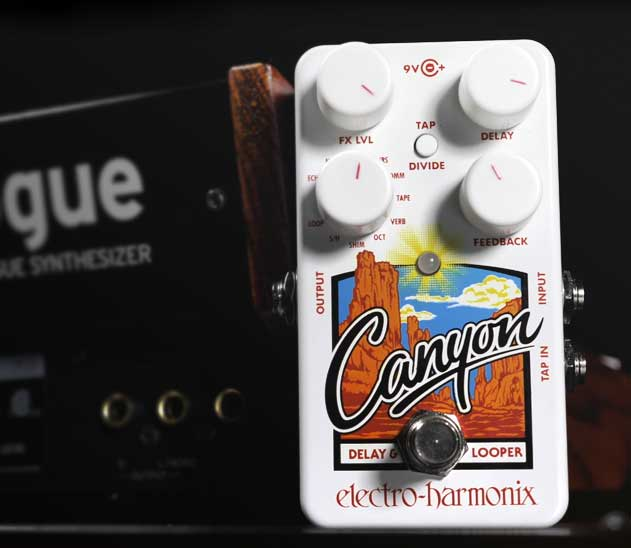 Electro-Harmonix Canyon Delay