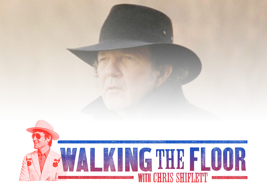 Tony White Walking the Floor Episode 114