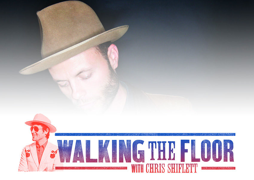 Charley Crockett Walking the Floor Episode 115
