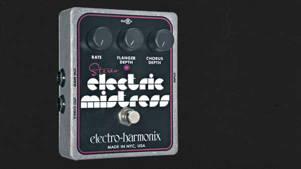 Electric Mistress Stereo Flanger