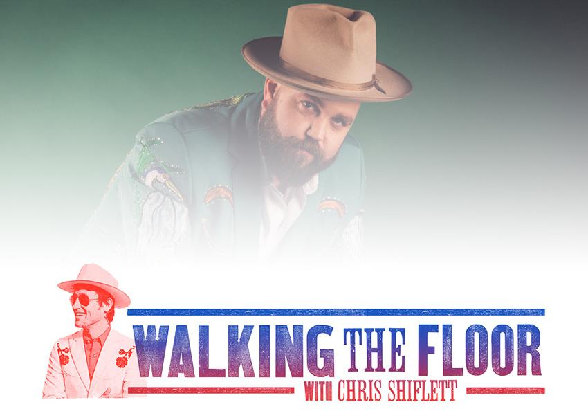 Joshua Hedley Walking the FloorJoshua Hedley Walking the Floor