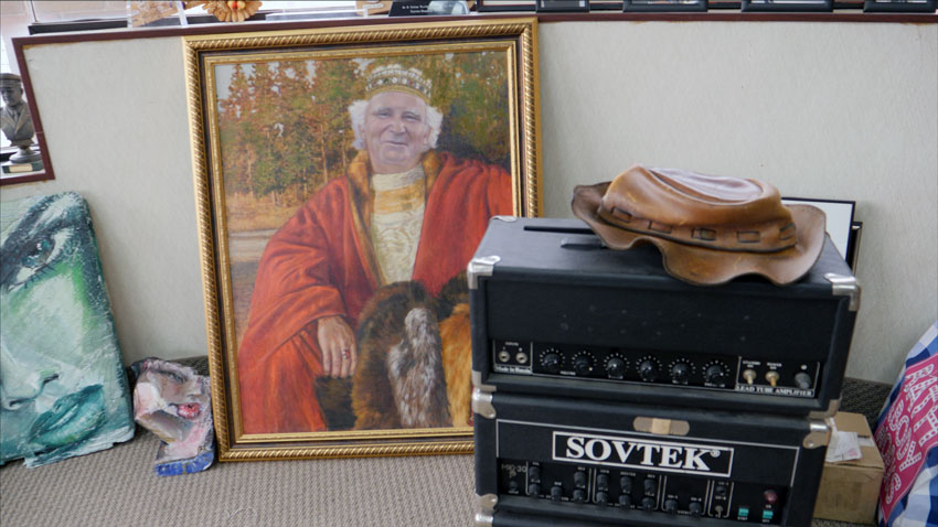 A proud portrait of Mike Matthews