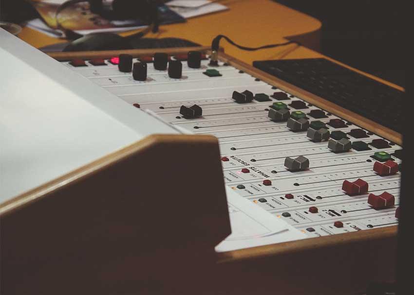 Home Studio Mixer