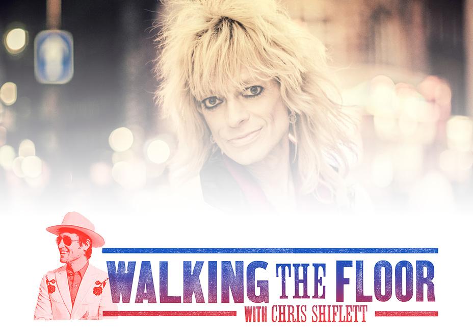Michael Monroe Walking the Floor