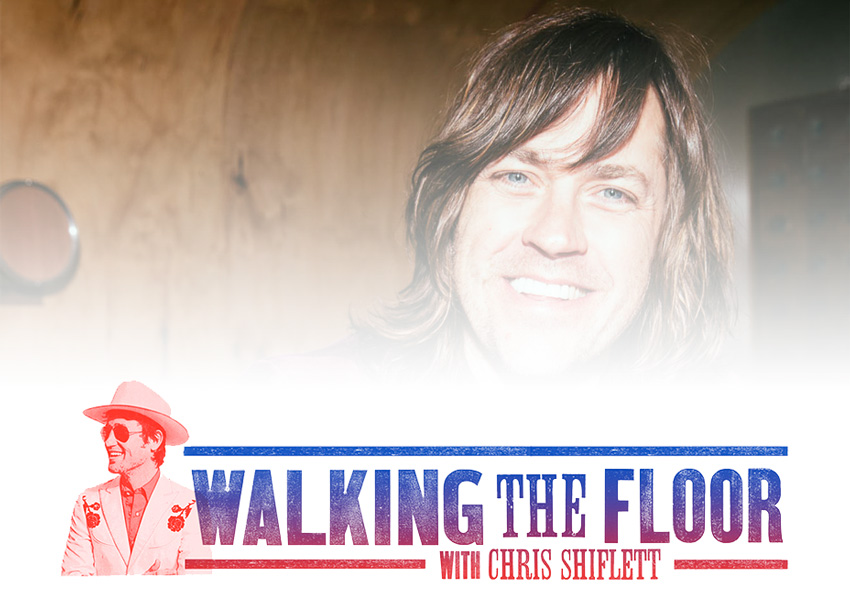 Rhett Miller - Walking the Floor Episode 120