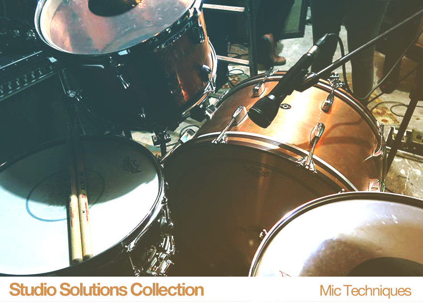 Studio Solutions Collection: Mic Technique