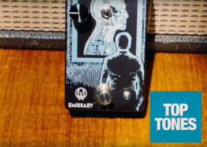Walrus Audio Emissary Parallel Boost Top Tones