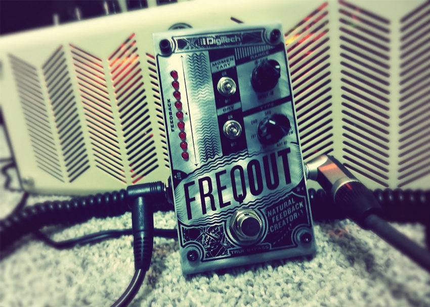Digitech Freqout Demo Main