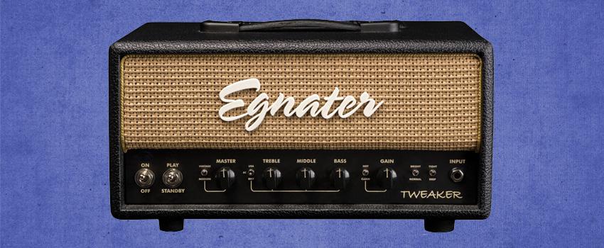 Egnater Tweaker Amp Head