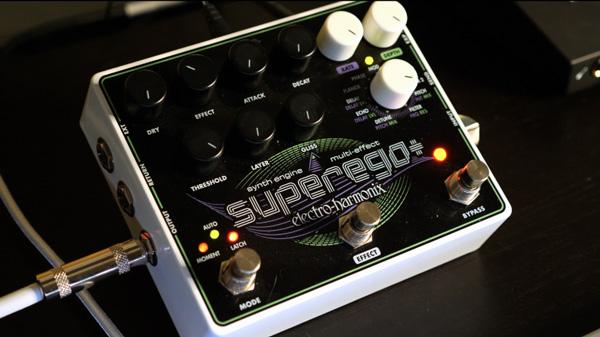 Electro-Harmonix Super Ego Plus