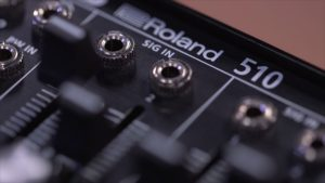 Roland 510 synth module