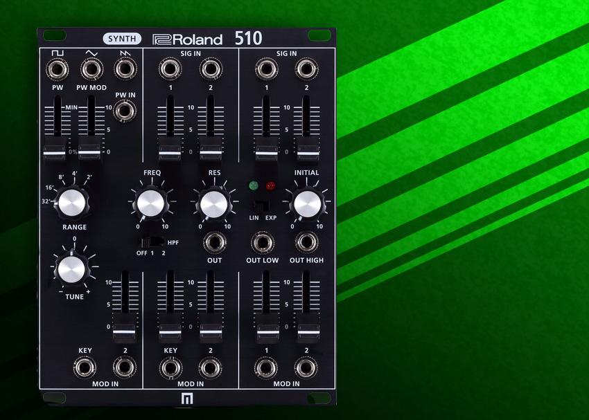 Roland System 500 510 Module