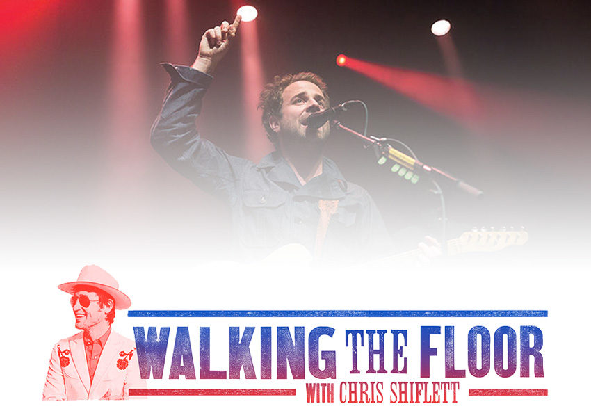 Walking the Floor Episode 122 Taylor Goldsmith